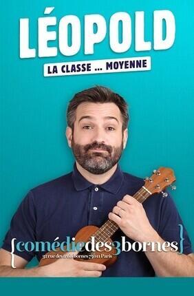 LEOPOLD DANS LA CLASSE... MOYENNE