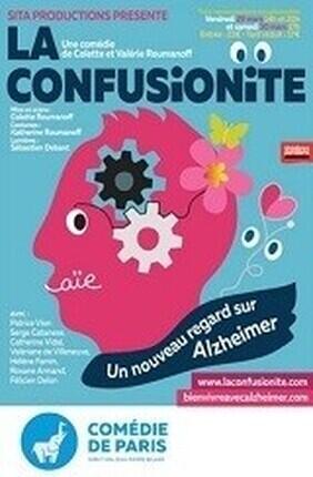 LA CONFUSIONITE (Comedie de Paris)