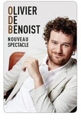 OLIVIER DE BENOIST DANS NOUVEAU SPECTACLE EN RODAGE (Aix en Provence)