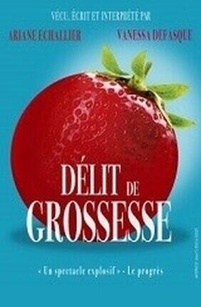 DELIT DE GROSSESSE AVEC VANESSA DEFASQUE ET ARIANE ECHALLIER (Aix en Provence)