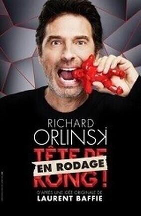 RICHARD ORLINSKI DANS TETE DE KONG (Aix en Provence)