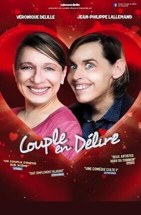 COUPLE EN DELIRE (Versailles)