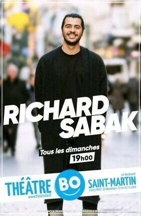 RICHARD SABAK