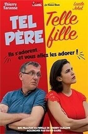 TEL PERE, TELLE FILLE (Comedie de Nice)