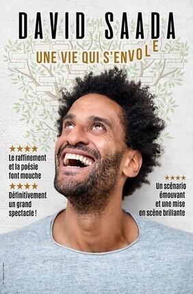 DAVID SAADA DANS UNE VIE QUI S'ENVOLE (Cannes)