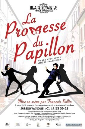 LA PROMESSE DU PAPILLON