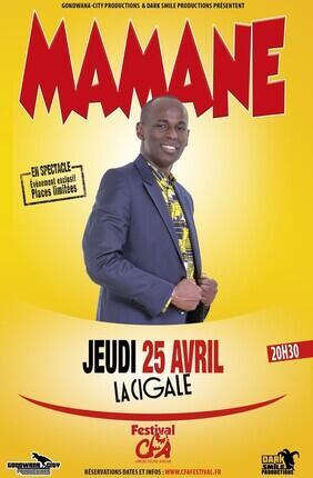 MAMANE - FESTIVAL CFA