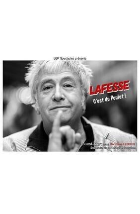 JEAN-YVES LAFESSE DANS LAFESSE C'EST DU POULET !