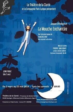 JACQUES OFFENBACH ET LA MOUCHE ENCHANTEE (Theatre de la Clarte)