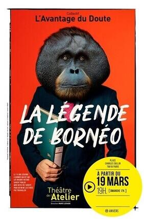 LA LEGENDE DE BORNEO