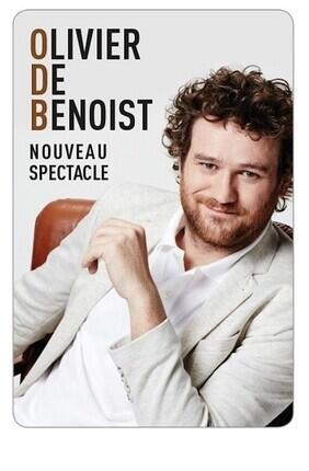 OLIVIER DE BENOIST NOUVEAU SPECTACLE (Versailles)