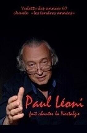 PAUL LEONI CHANTE LES TENDRES ANNEES