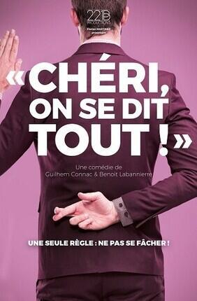 CHERI ON SE DIT TOUT A Grenoble