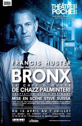 BRONX AVEC FRANCIS HUSTER