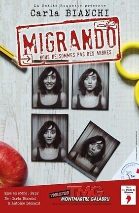 CARLA BIANCHI DANS MIGRANDO