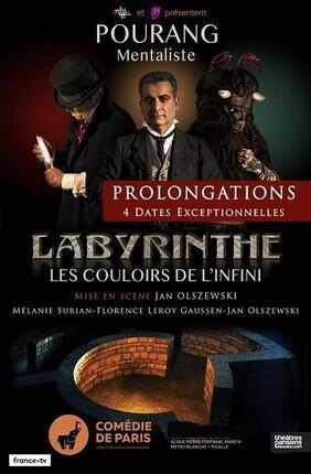 POURANG - LABYRINTHE LES COULOIRS DE L'INFINI
