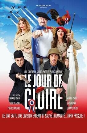 LE JOUR DE GLOIRE Au Theatre 3T