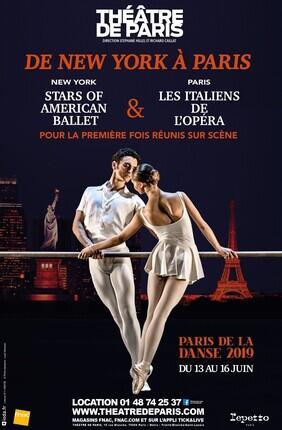 DE NEW YORK A PARIS - PARIS DE LA DANSE 2019
