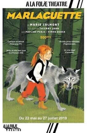 MARLAGUETTE (A La Folie Theatre)