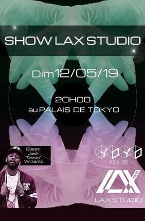 LE LAX STUDIO SQUATTE LE YOYO