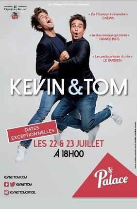 KEVIN ET TOM (Le Palace Avignon)