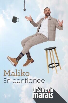 MALIKO BONITO EN CONFIANCE
