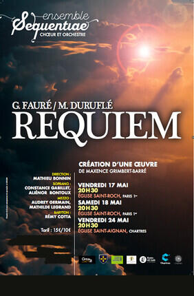 REQUIEM :  FAURE - DURUFLE