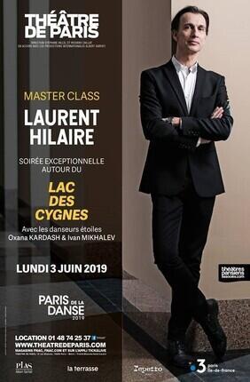 MASTER CLASS DE LAURENT HILAIRE - LE LAC DES CYGNES