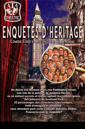ENQUETES D'HERITAGE A CLAMART