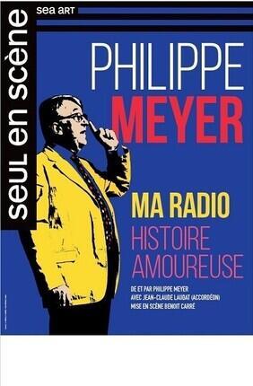 PHILIPPE MEYER DANS MA RADIO : HISTOIRE AMOUREUSE AU CHENE NOIR