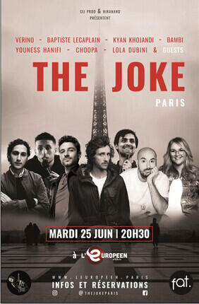THE JOKE PARIS