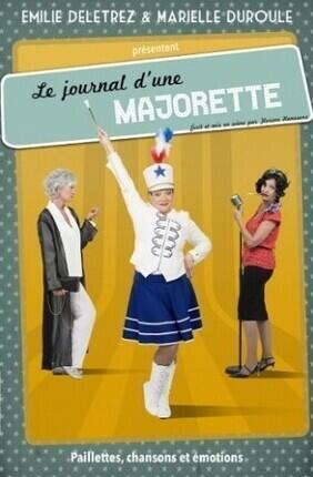 LE JOURNAL D'UNE MAJORETTE A LILLE