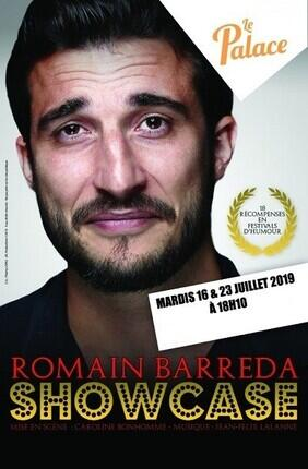 ROMAIN BARREDA SHOWCASE