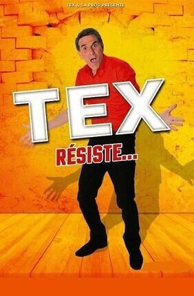 TEX DANS TEX RESISTE A VERSAILLES