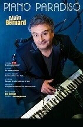 ALAIN BERNARD DANS PIANO PARADISO A AIX EN PROVENCE