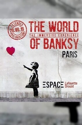 THE WORLD OF BANKSY : BILLET