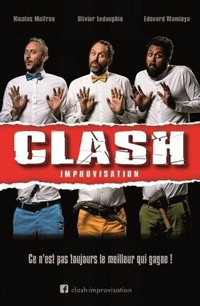 CLASH AU COMPLEXE CAFE THEATRE