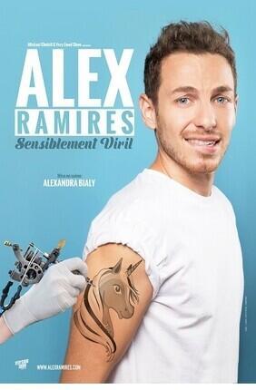 ALEX RAMIRES DANS SENSIBLEMENT VIRIL AU THEATRE TREVISE