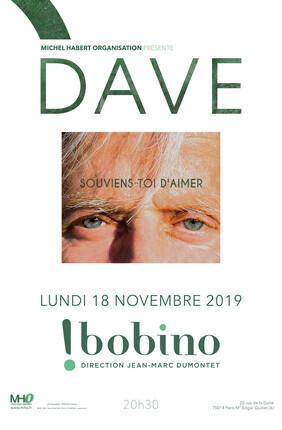 DAVE : SOUVIENS-TOI D'AIMER