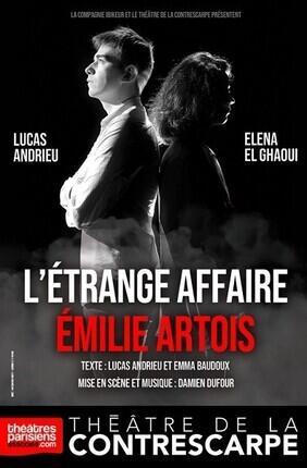 L'ETRANGE AFFAIRE EMILIE ARTOIS