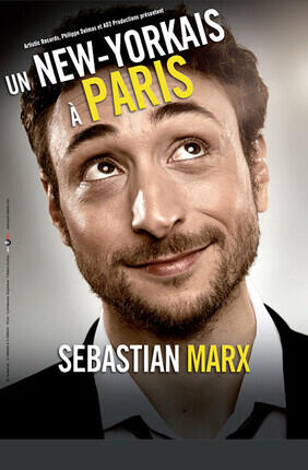 SEBASTIAN MARX DANS UN NEW-YORKAIS A PARIS A VERSAILLES