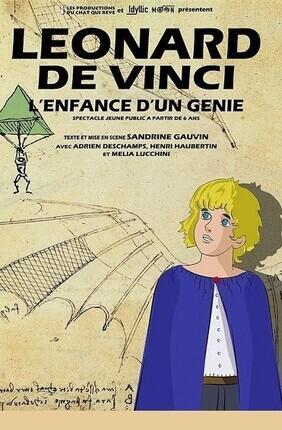 LEONARD DE VINCI, L'ENFANCE D'UN GENIE A VERSAILLES