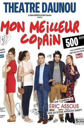 MON MEILLEUR COPAIN 500 EME !