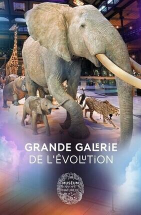 LA GRANDE GALERIE DE L'EVOLUTION