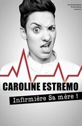 CAROLINE ESTREMO DANS INFIRMIERE SA MERE