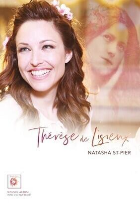 NATASHA ST-PIER THERESE DE LISIEUX A BORDEAUX