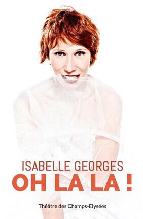 ISABELLE GEORGES - OH LA LA ! CHANSONS ET MELODIES FRANCAISES