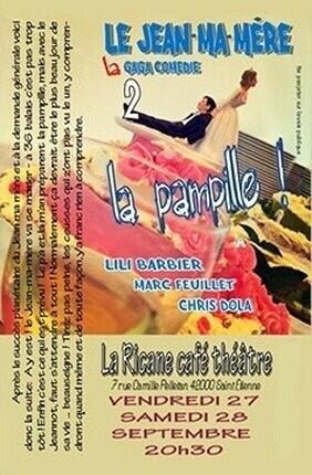 LE JEAN DE MA MERE 2 : LA PAMPILLE A SAINT ETIENNE