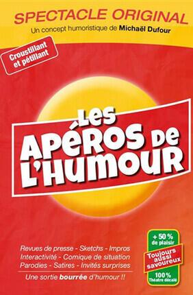 LES APEROS DE L'HUMOUR