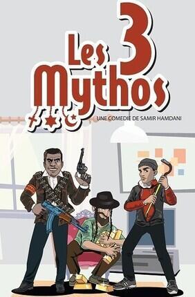 LES 3 MYTHOS A TOULOUSE
